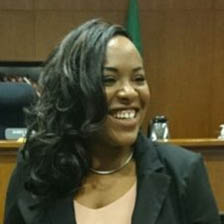 Attorney Courtney Jones